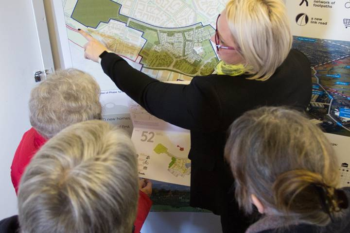 Ensuring people can interpret and understand our plans for Houlton
