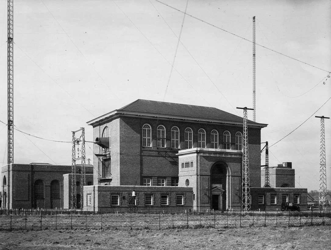 1926 8277 View of front of Building 13th April 1933.JPG