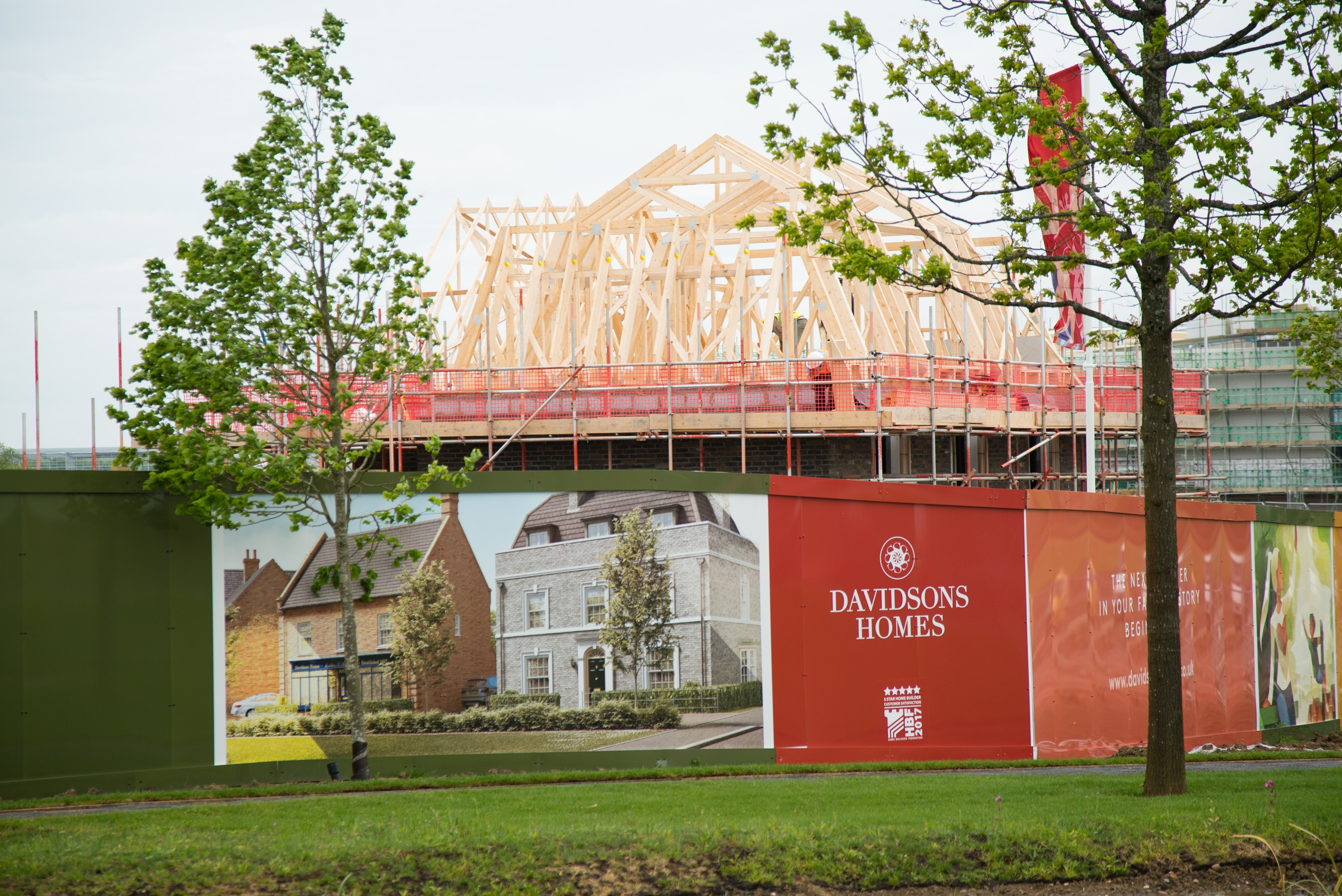 Davidsons Homes first homes for sale at Houlton